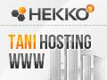 Hosting www w Hekko