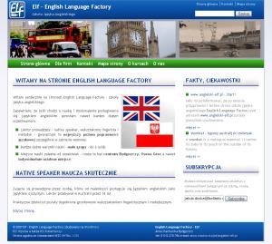 English Language Factory