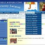 Strona www.kacperkowy.com