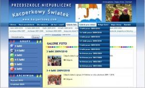 Screen nr 2 www.kacperkowy.com